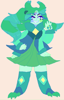 Variscite by gemsoil