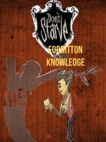 Don't Starve comic#1 Forbitton Knowlege by MRloveFT22