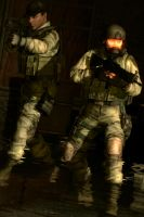 BSAA In The Basement by Taggart25