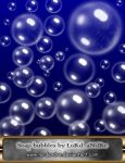 Soap bubbles by LoRdaNdRe