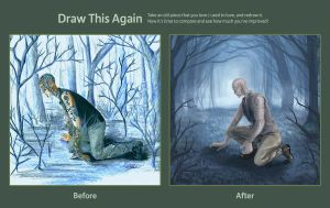 Bran: A Brief Moment of Weakness by MaevesChild