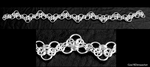 Chainmaille bracelet 2 by Gex78