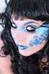 Fantasy Makeup by Whimsical-Fairytales
