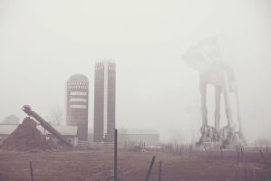 Star wars farm by JohnnyDee