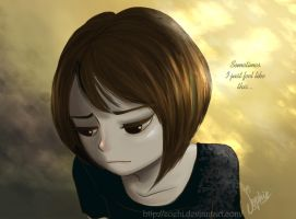 Sometimes I Just feel like this by Zoehi
