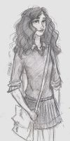 The brightest witch of her age by hatepotion