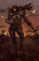 Demon Hunter by Gnev