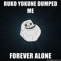 Ruko Yokune dumped me by SuperDog5