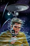 Captain Kirk by hansbrown-77