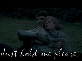 Just hold me...please...gif by MagicalPictureMaker