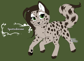 Spottedstone by Wanderisawesome