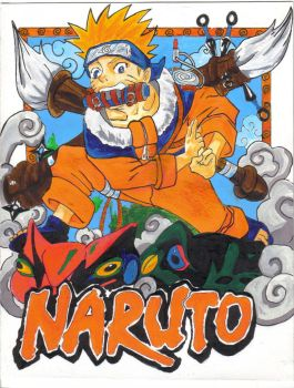 naruto by st4ludicrous