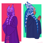 Shaak Ti by vampiriism