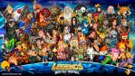 PLAYSTATION LEGENDS BATTLE ROYALE by XAMOEL