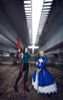Fate/Zero: Knights~ by Otohime-Hina