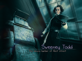 Sweeney Todd wallpaper 2 by Frodos