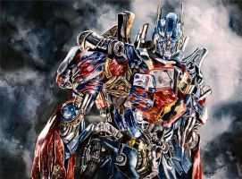 Optimus Prime 2 by Y-LIME