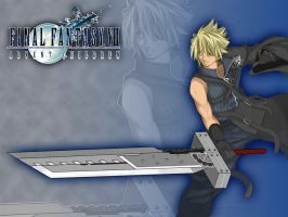 Cloud Strife AC by abulala