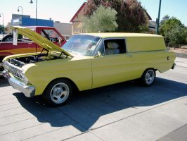 1964 Ford Falcon - Deluxe Sedan Delivery by RoadTripDog