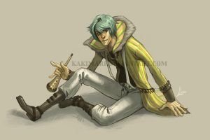 commission for pidepiper by kakimari