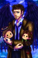Supernatural Guardian Angel by Potatobuns