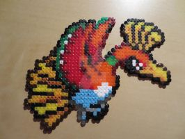 Mini Ho-oh by msSUPERGIRLX3