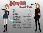 Melody Hart Exorcist Profile- UPDATED by Nekoxity