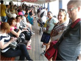 Ferry Ride by Pasiphilo