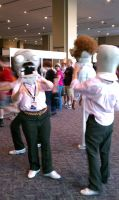 - pax 2011 plants vs zombies - by crushedtulips