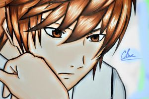 light yagami by Chris-34583