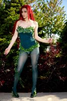 Posion Ivy Anime North 2015 by Lightning--Baron