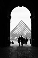 louvre paris III by azandieh