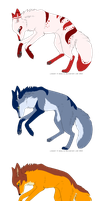Group Adoptables 11: CLOSED by kaleidoscopial