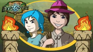 League of Explorers: Peanut Gallery Thumbnail by isisraven