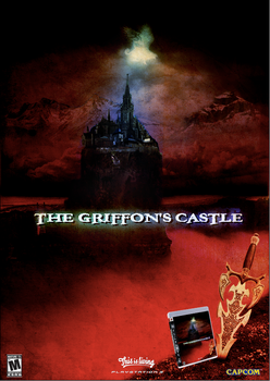 Griffon game cover by stuARTq