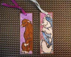 Bookmark Gifts by Crimson-Asylum