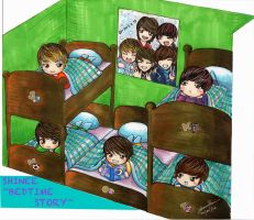 SHinee-Bedtime Story by curlymobb