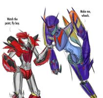 TF - Knock Out and Jetstorm by liliy