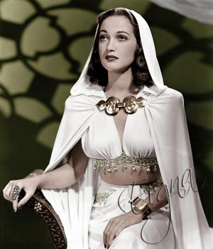 Dorothy Lamour by BooBooGBs