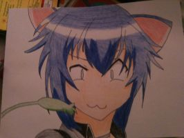 Ikuto's Catnip by Fainting-Ostrich
