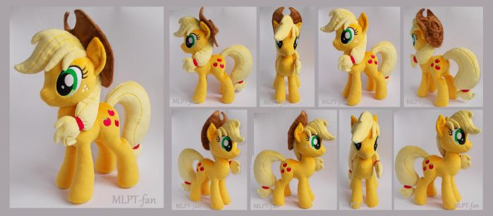 Applejack updated pattern (sold) by calusariAC