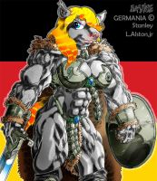 Germania by DAVIDE76
