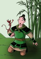 Mulan1 by DontFearTheClowns