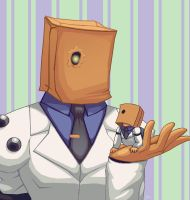Hold Me Closer Tiny Doctor by Biigurutwin