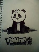 My Little Panda by naldojunio