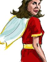 DSC Mary Marvel by DarkATX