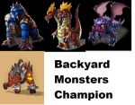 Backyard Monsters Champions by Forever-Fluffman
