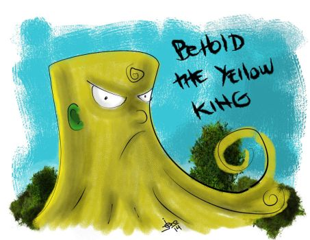 Yellow king by jeronimov