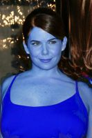 Lauren Graham Blueberry Inflation  by paulscowboys