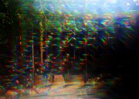 Psychedelic glasses effect by Manonvr